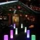 100cm LED Columns, RGB 16 color light, rechargeable