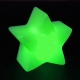 Lampe LED d'étoile, Galice, sans fil, RGB, rechargeable