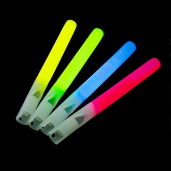 Silbatos fiesta luminoso, 15x160mm