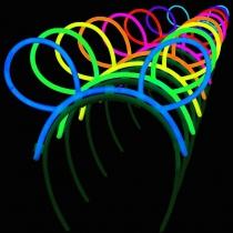 Orelhas de coelho Glow