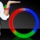 100 Bracelets lumineux partie, lueur, tricolore