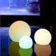 Bola led 35cm, RGB, recargable