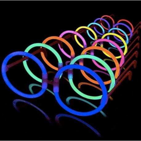 Gafas luminosas individuales