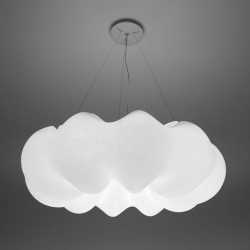 Lampe pendentif de plafond de LED de Nuboli