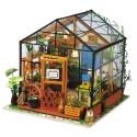 DIY Miniature Doolhouse Kit Cathy's Flower House