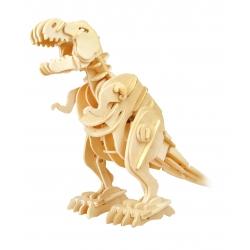DIY Maqueta T-Rex Dinosaurio Puzzle 3D