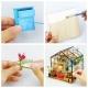 DIY Miniatura Invernadero Puzzle