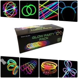 Pulseras glow