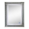 Mirror with Led light Rectangular Star