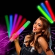 palo led multicolor aplaudidores concierto