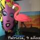 Flamenco Puzzle 3D de Madera