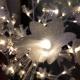 Arbol luminoso Led de fibra optica 1 metro