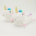 Zapatillas de Unicornio con Luz