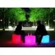 50 cm LED Cube, 16 color light, portable