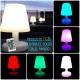 Lámpara led, Prince, RGB, recargable