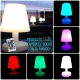 Lámparas led, Prince, RGB, recargables