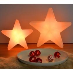 Lampe LED 40cm, Estrella Galicia, RGB, sans fil, rechargeable