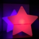 Galicia Star LED Lamp, wireless, RGB, rechargeable