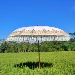 Guarda-sol Balinês, 3 metros diâmetro, Paradise Luhur