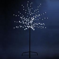 Arbre lumineux led 150cm, 200 Led, blanc