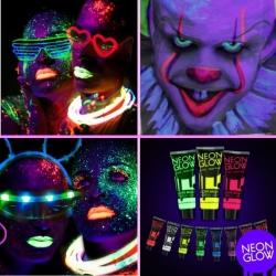 Pintura Rostro & Cuerpo UV