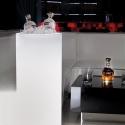 Seau lumineux LED 'Cies' 40x80 cm, lumière 16 couleurs