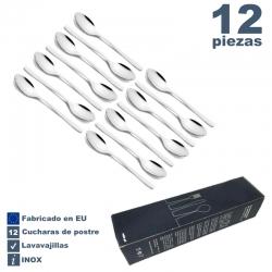 Juego 24 Piezas Cubertería De Luxe Estuche Regalo con Cuchillo Carne