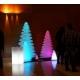 Árboles de navidad luminoso led, varios tamaños, luz 16 colores