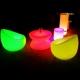 Fauteuil LED, RGB, pas de fils