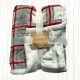 Coralina Plaid Blanket Smooth Color 130x160 cm for Sofa