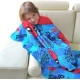 Coralina blanket: LOL Surprise, Minnie and Spiderman