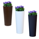 Large Planter 60 Centimeters, Outdoor and Indoor, High Quality Polyethylene and Very Resistant Design