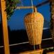 Outdoor Pendant Lamp Rustik 50 cm