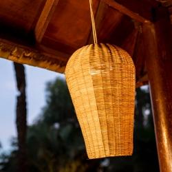 Lámpara colgante de exterior Rustik 50 cm