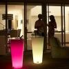 Cubitera luminosa led 'Vigo', luz 16 colores