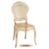 Amber Italian chairs, Belle Epoque