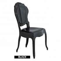 Silla, Negro