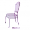 Violet Purple Italian chairs, Belle Epoque