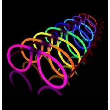 Gafas fiesta luminosas, Aviador (50 gafas)
