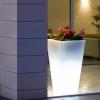 Pot Pot 76cm avec lumière LED 16 couleurs RGBW 'Amsterdam'