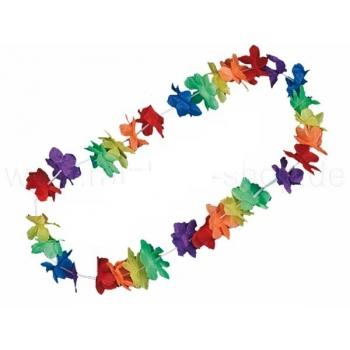 Collar Hawaiano multicolor