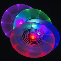 Disque volant flash Led, disque volant