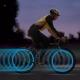Válvulas de bicicleta led