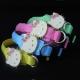 Colliers de chiens lumineux, jouets, mini