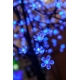LED light bright tree, 250cm, 600 LEDs