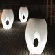 Pot, Pot lumineux LED 'Kadabra', lumière 16 couleurs