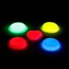 Lueur circulaire lumineuse d'épingle
