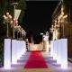 180cm Columns Led Lamp, RGB 16 color light, rechargeable