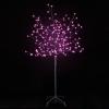 Arbre lumineux led 150cm, 200 Led rose