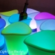 Led cubitera lumineux 'Small', lumière 16 couleurs